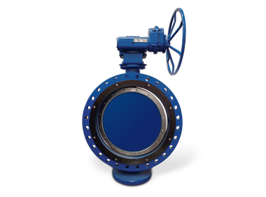 Double Offset</br>Butterfly Valve