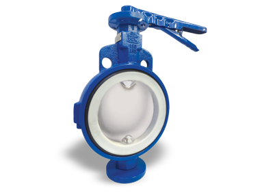 Double Match</br>Concentric Butterfly Valve